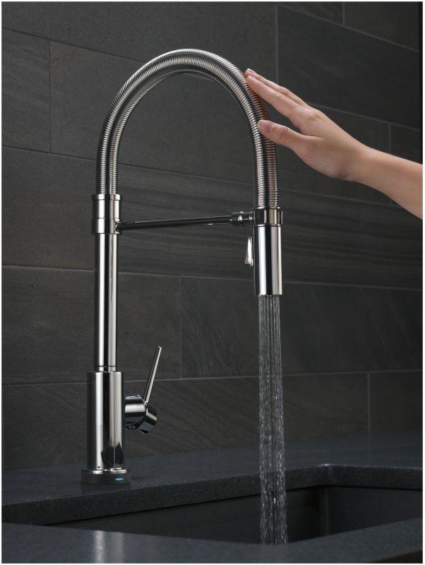 Delta 9659T-DST | Faucet, Delta faucets, Kitchen sink faucets