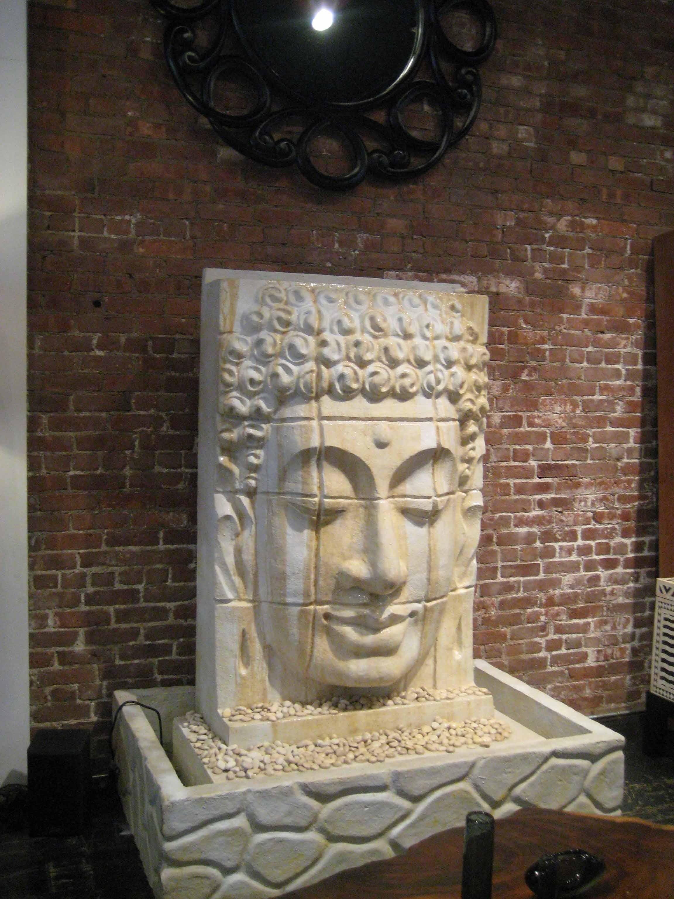 Buddha Water Fountain Indoor Fountain Design Indoor Water