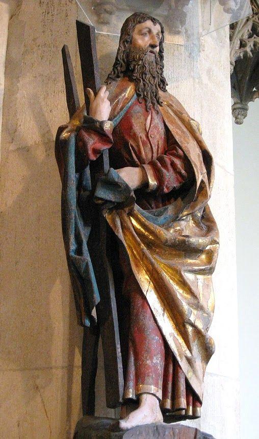Erasmus Grasser - escultura, talla, gótico