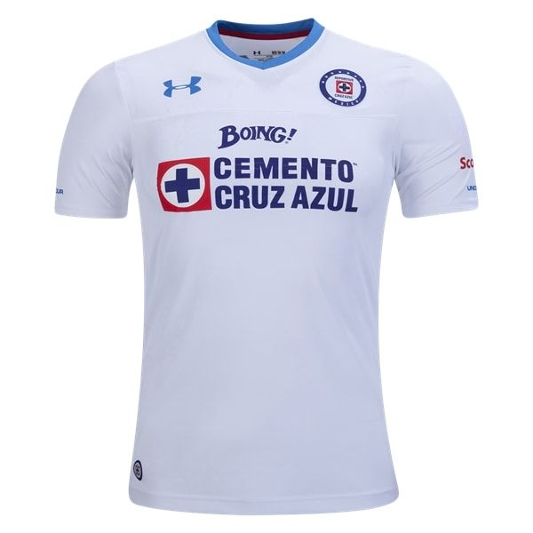 14fee786fed Under Armour Cruz Azul Away Jersey 16 17