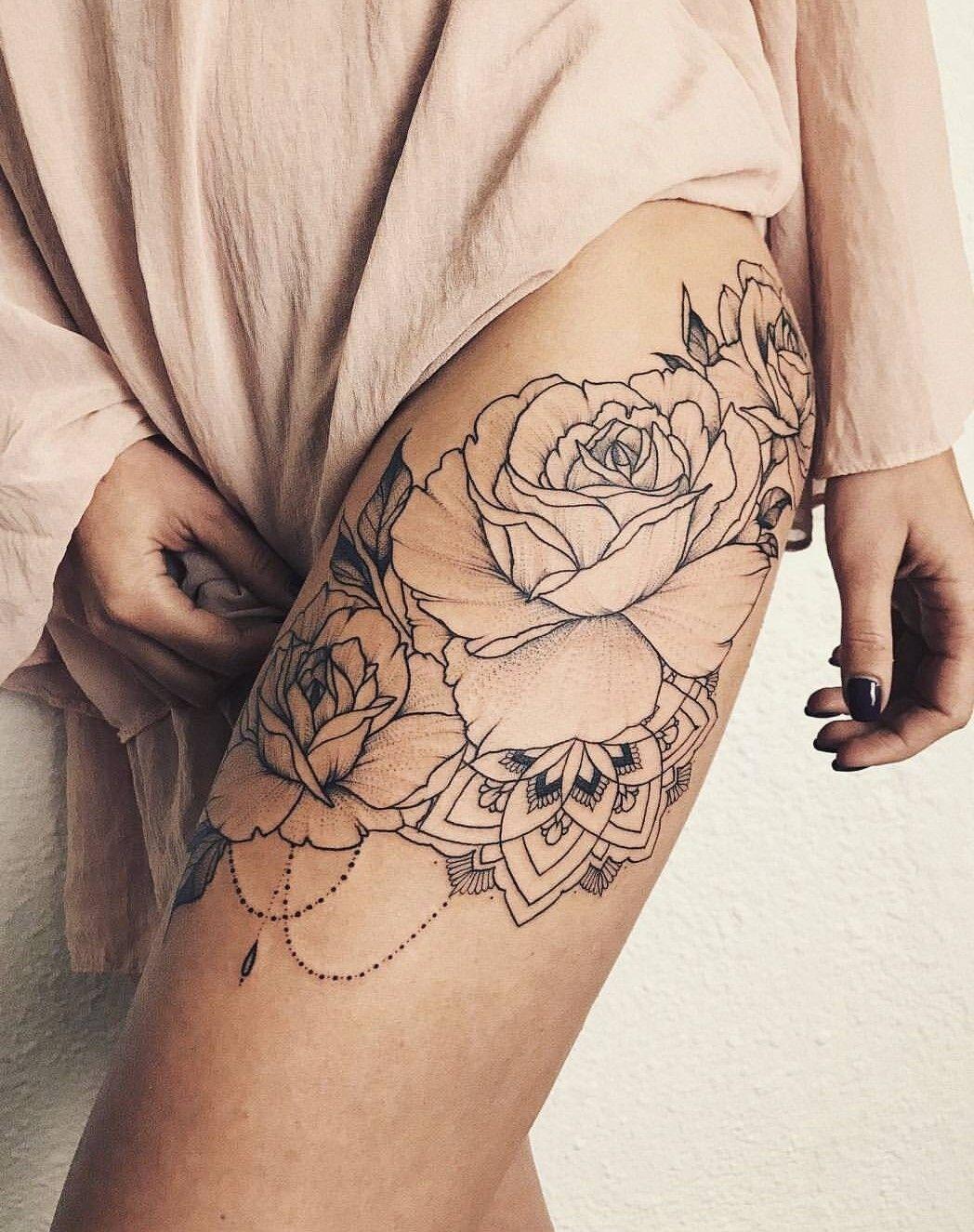 Erotic tattos
