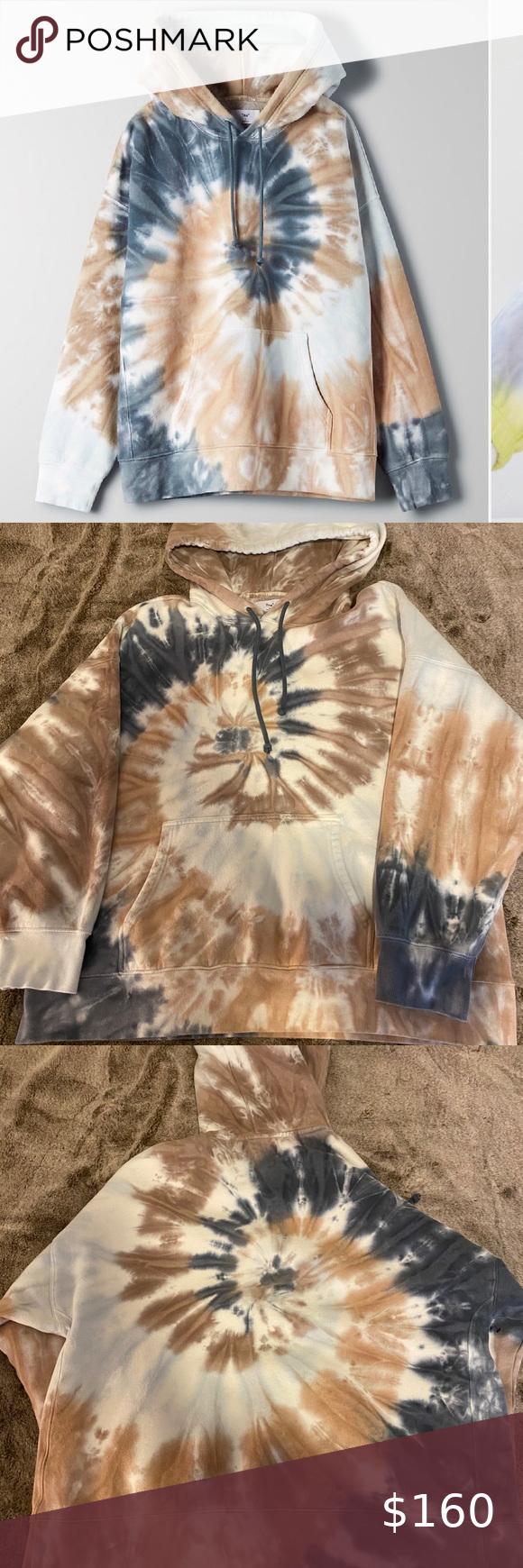 Bundle Aritzia Tna Tie Dye Hoodie Sweatpants Tie Dye Hoodie Tie Dye Aritzia [ 1740 x 580 Pixel ]