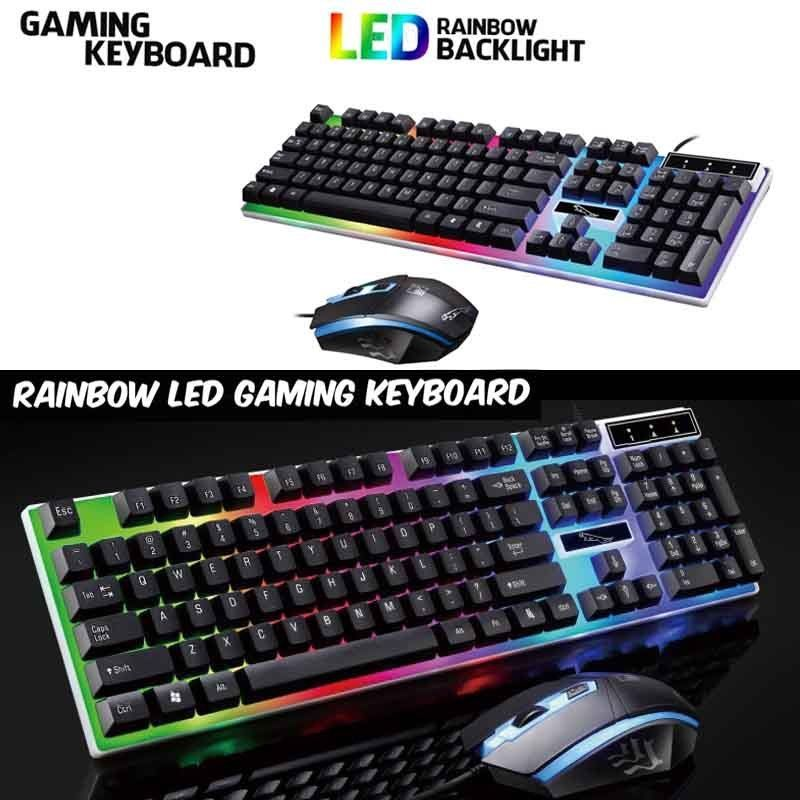 Keyboard Mouse Set for PS4, PS3 Xbox One and Xbox 360 Gaming