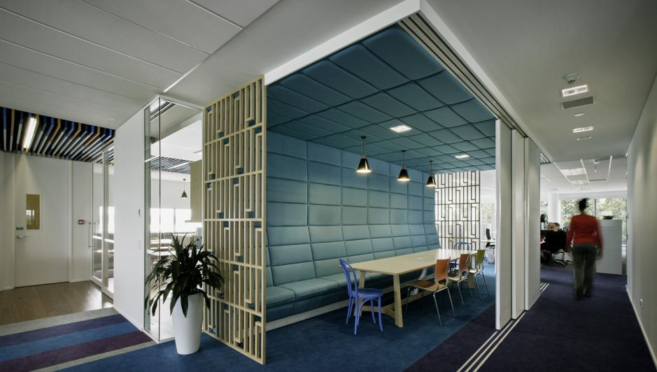 Kpmg Tauranga With Images Office Interiors Interior Room Divider