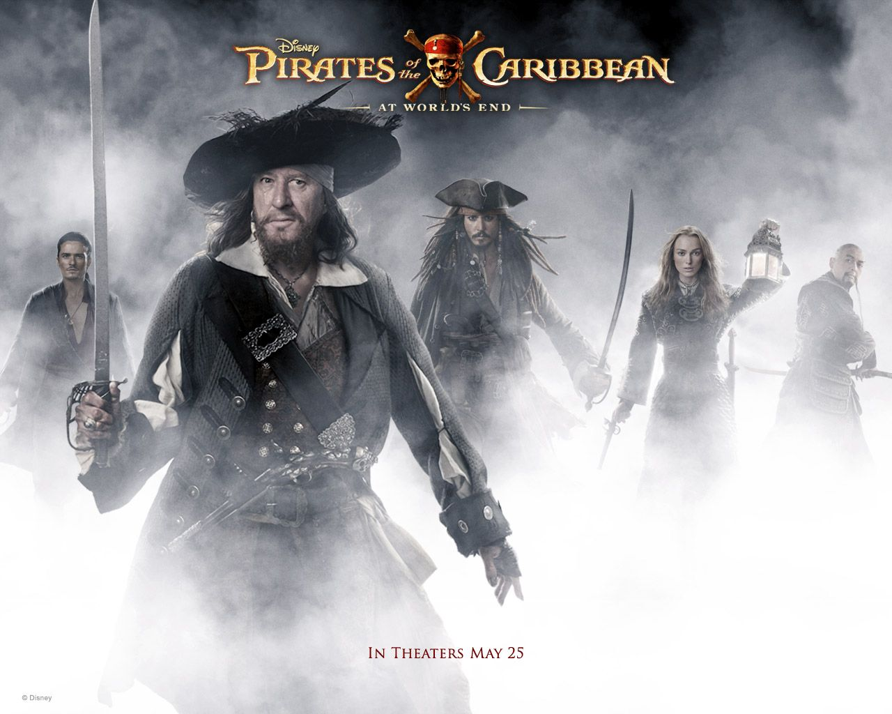 pirates of the caribbean barbossa - Google Search