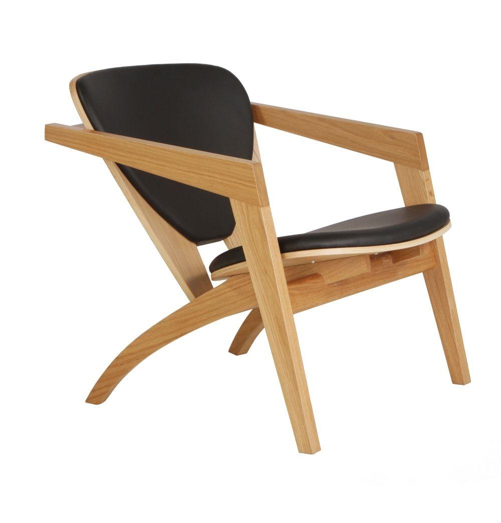 Replica Hans Wegner Butterfly Chair from Matt Blatt. Loving the ...