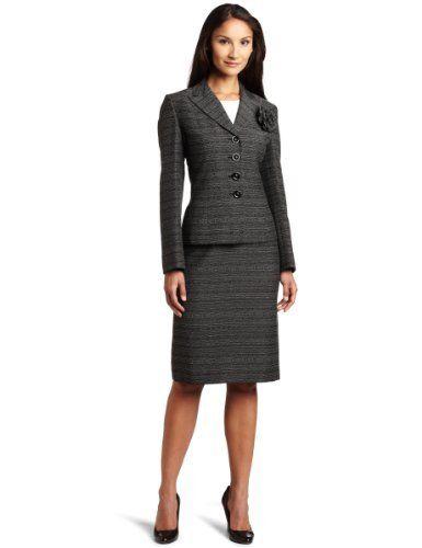 fff0e523506fd Lesuit Women s Novelty Skirt Suit  http   www.amazon.com