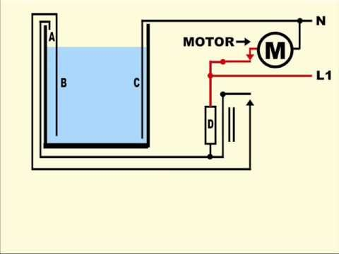 HOW TO STOP ELECTRIC PUMP WHEN TANK IS FULL