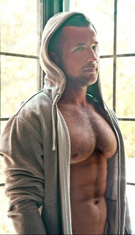 Hot Hunks, Scruffy Men, Hairy Men, Hairy Chest, Male Chest, Muscle
