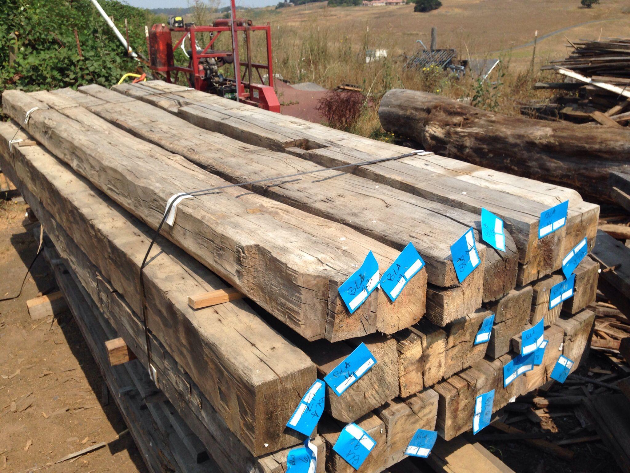 Reclaimed Wood Beams Originally Hand Hewn 6x6 Dimension Reclaimed Wood Beams Wood Reclaimed Wood