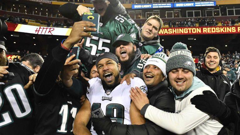 NFL Playoff Picture Week 17 standings, updates, bracket