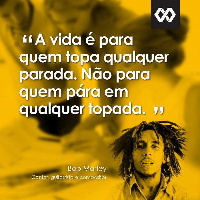 As Melhores Frases Do Bob Marley Para Facebook Legendas E