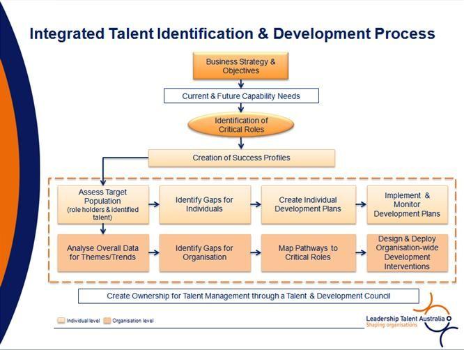Leadership Talent Australia Our Process Talent Development