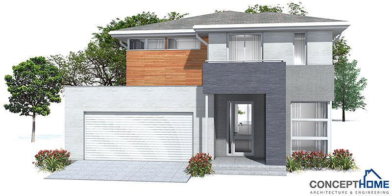 house design small-house-ch111 4 Haus Pinterest Smallest house