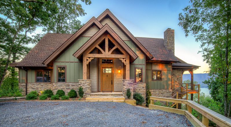 Custom Designed Engineered Timber Frame Entryways And Entries Hand Made In The U Rustic Houses Exterior House Paint Exterior Exterior Paint Colors For House