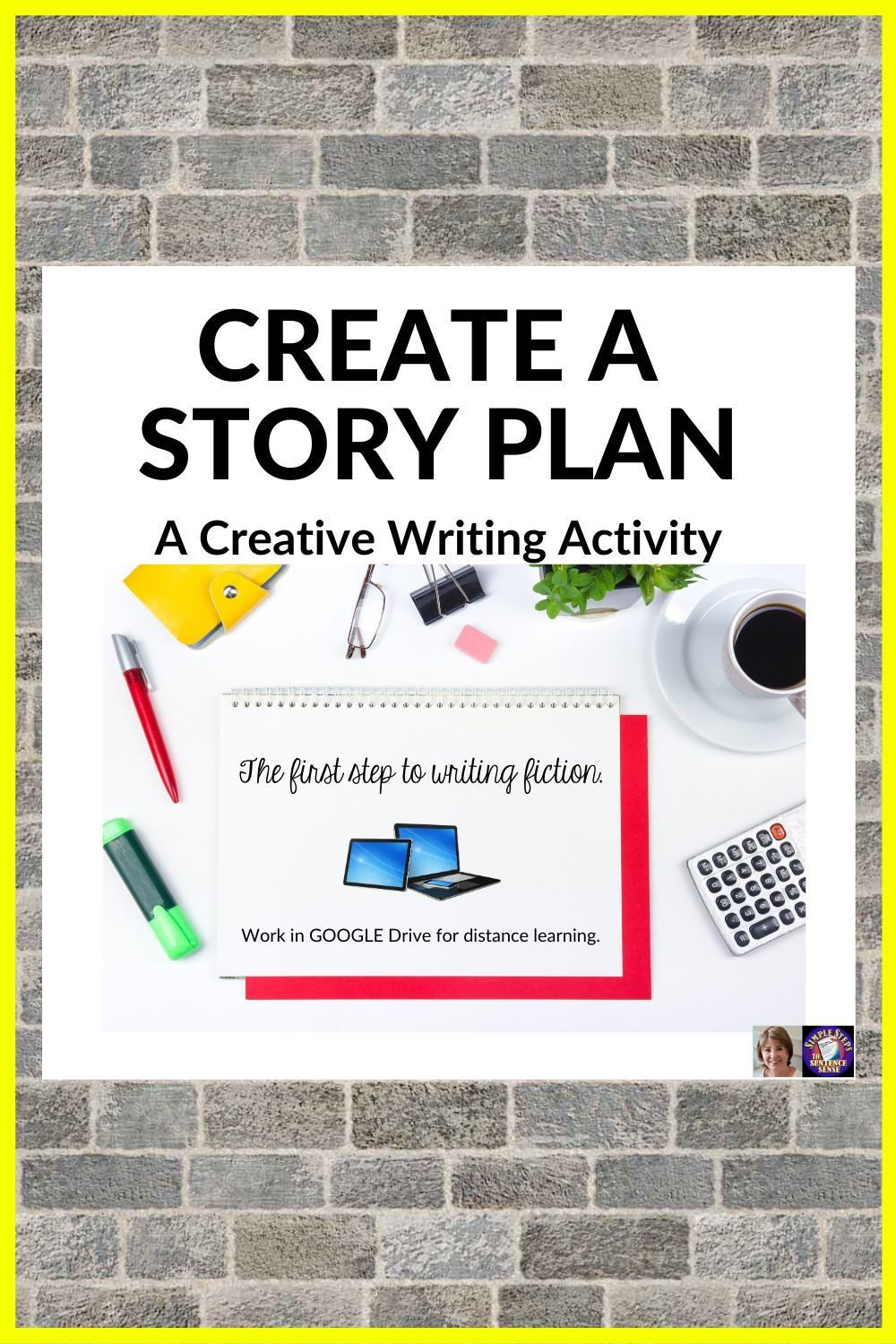 Create A Story Plan Creative Writing Lesson Creative Writing Writing