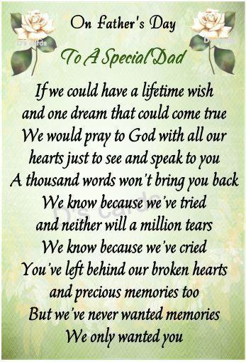 In loving memory/card/keepsake/Grave/dad/daddy/grandad ...