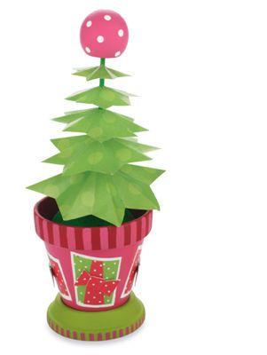Paper Christmas Tree Garden Pinterest Christmas tree, Diy