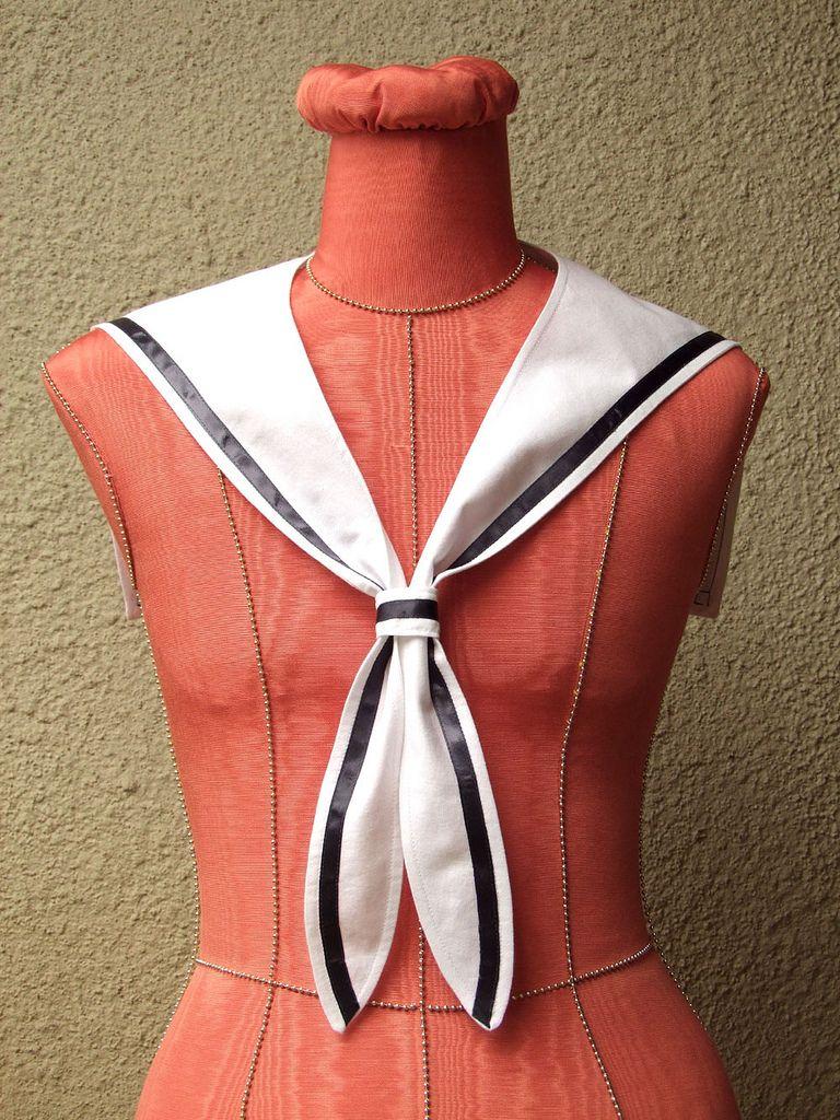 Pacific Passage Sailor Collar Collars Sailor Collar