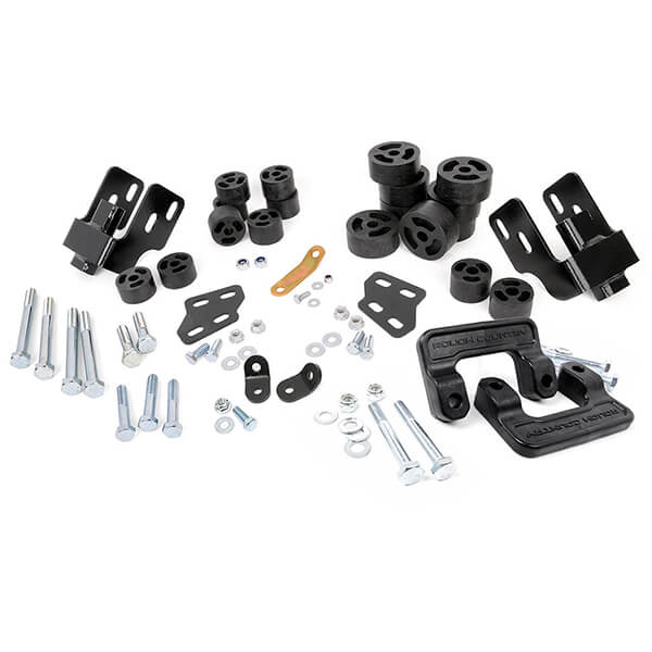 """3.25"""" Rough Country Chevy Suspension Combo Lift Kit (0713"""