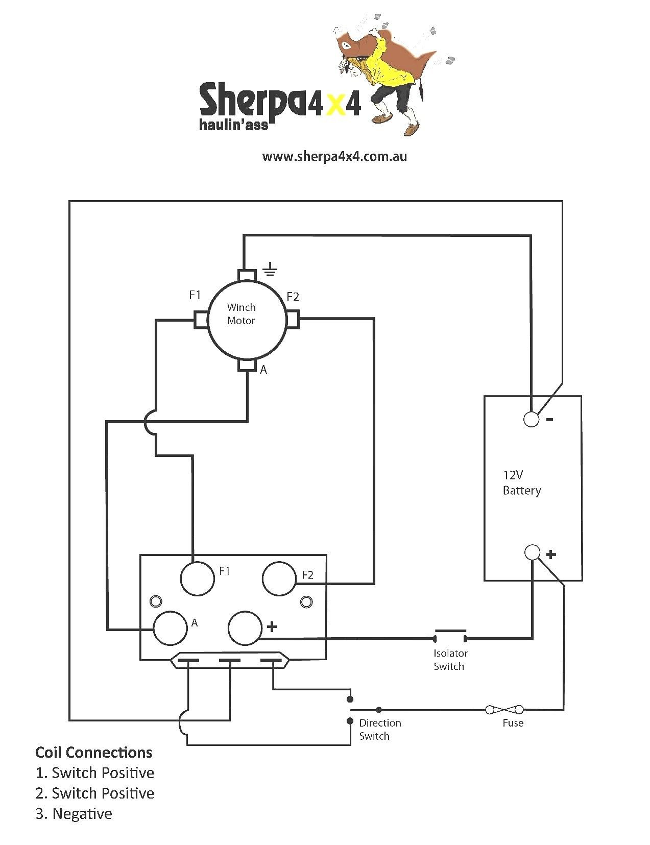 Diagram Diagramtemplate Diagramsample Check More At Https Servisi Co Winch Contactor Wiring Diagram Diagram Winch Electrical Diagram