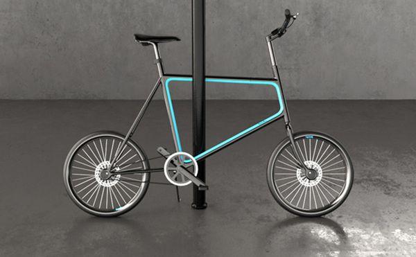 Creative Culture Random Stuff Bicycle Bike Lock Bike Seat