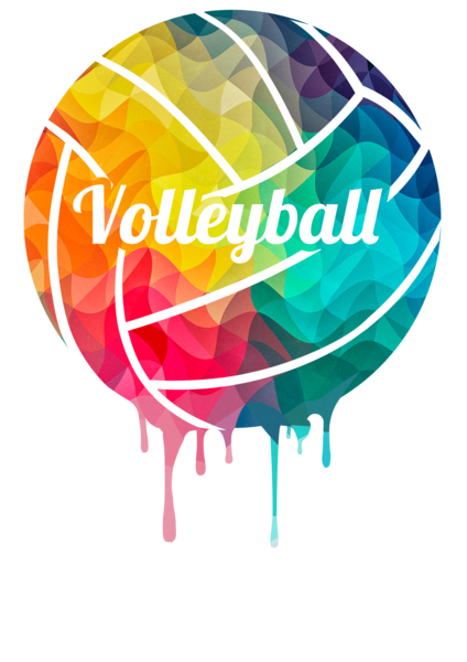 Colortwist Volleyball Shirt Sport Volleyball Volleyball
