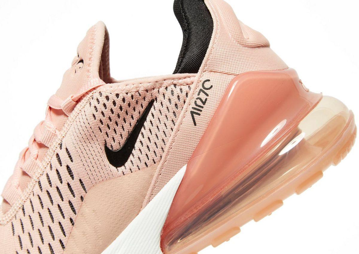 cheap for discount 27d25 1d83b Nike Air Max 270 - Pink | gomas favoritas | Air max 270, Air ...