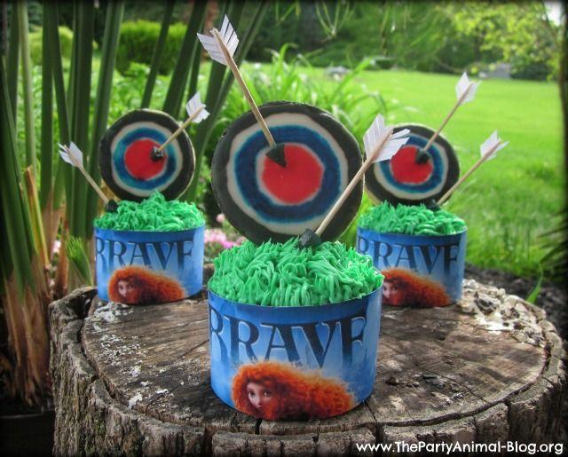 Ayuda con ideas para decorar fiesta de disney brave for Ayuda para decorar