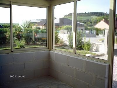 verandas vous avez construit ou fait construire une. Black Bedroom Furniture Sets. Home Design Ideas