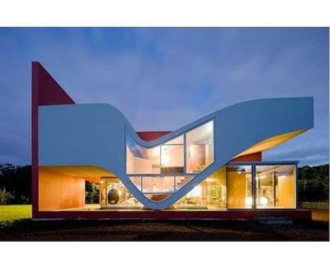 39 Examples of Impractical Architecture Architecture - Photos De Maison Moderne