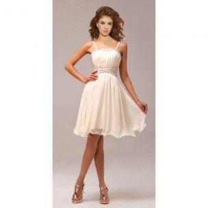 Belle robe tres courte