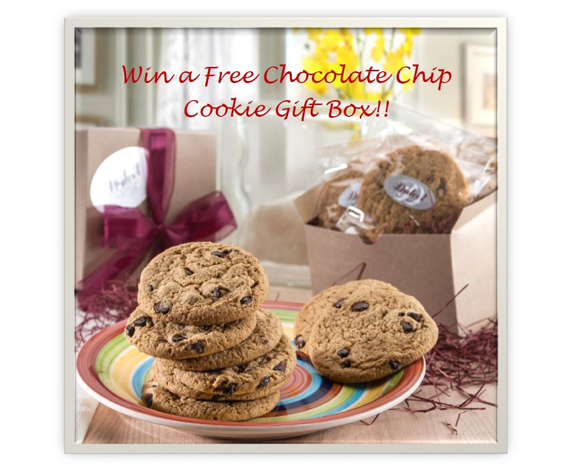 Free Giveaway: Dulcets Chocolate Chip Cookie Gift Box   Enter Here: http://www.giveawaytab.com/mob.php?pageid=492937447431235