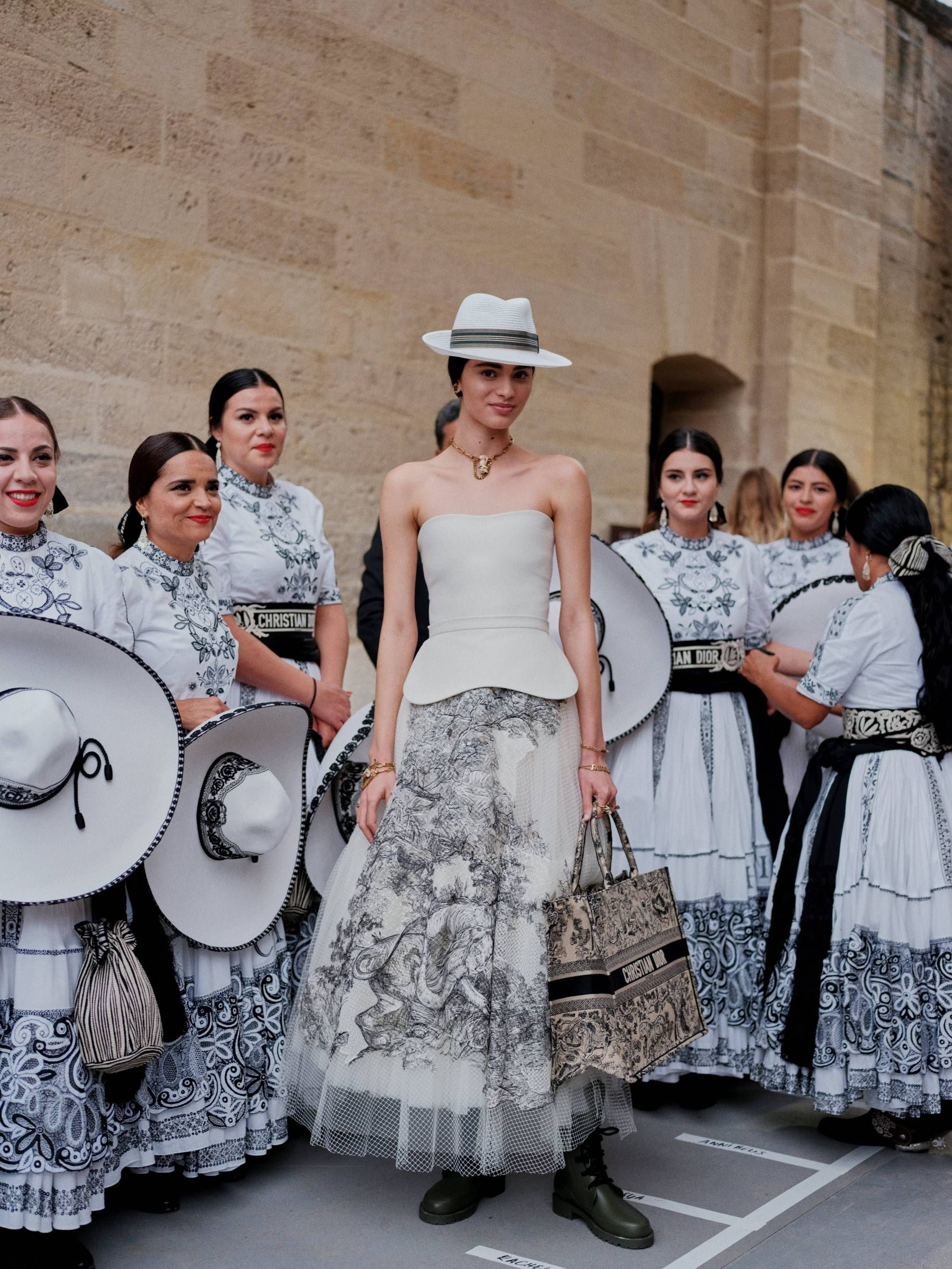 b57976a5199 Dior Cruise 2019  Down Mexico Way