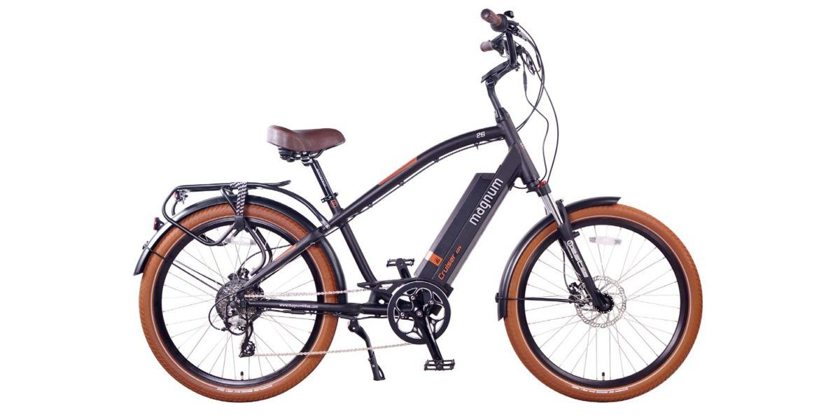 Magnum Cruiser Review Prices Specs Videos Photos Electric
