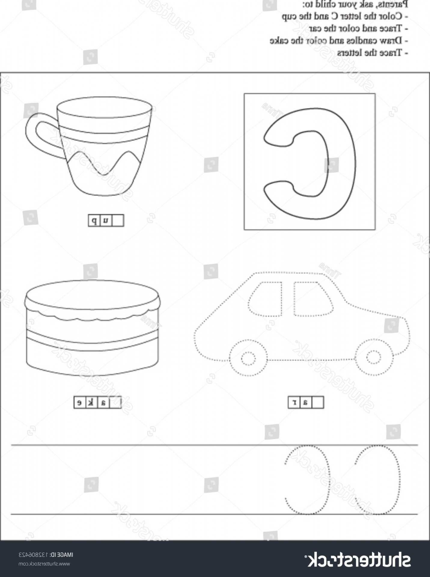 Letter C Coloring Pages Luxury Letter C Coloring Pages