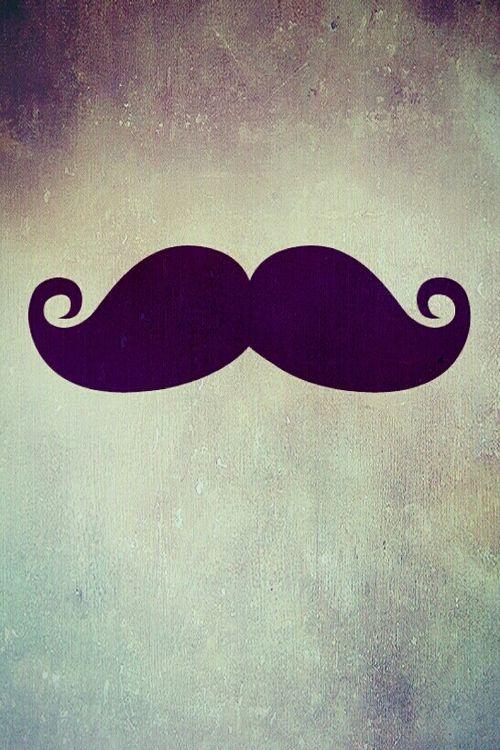 Moustache Mustache Wallpaper Iphone Wallpaper Wallpaper Backgrounds