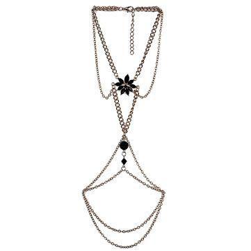 AdoreWe - NewChic Women's Sexy Jewelry Multilayer Flower Arm Chain - AdoreWe.com