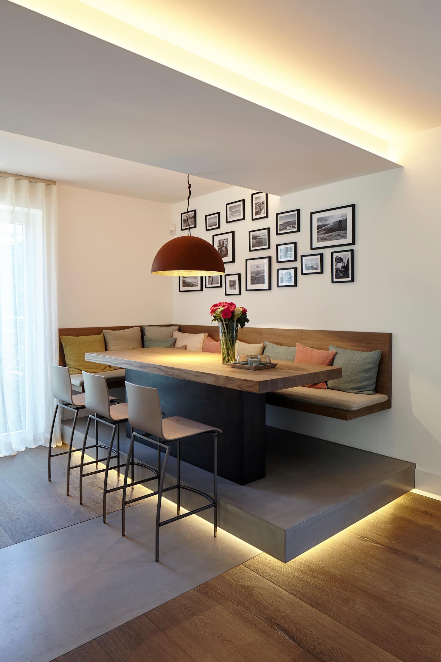 Haus ku. moderne küchen von lioba schneider modern | homify #kücheninspiration