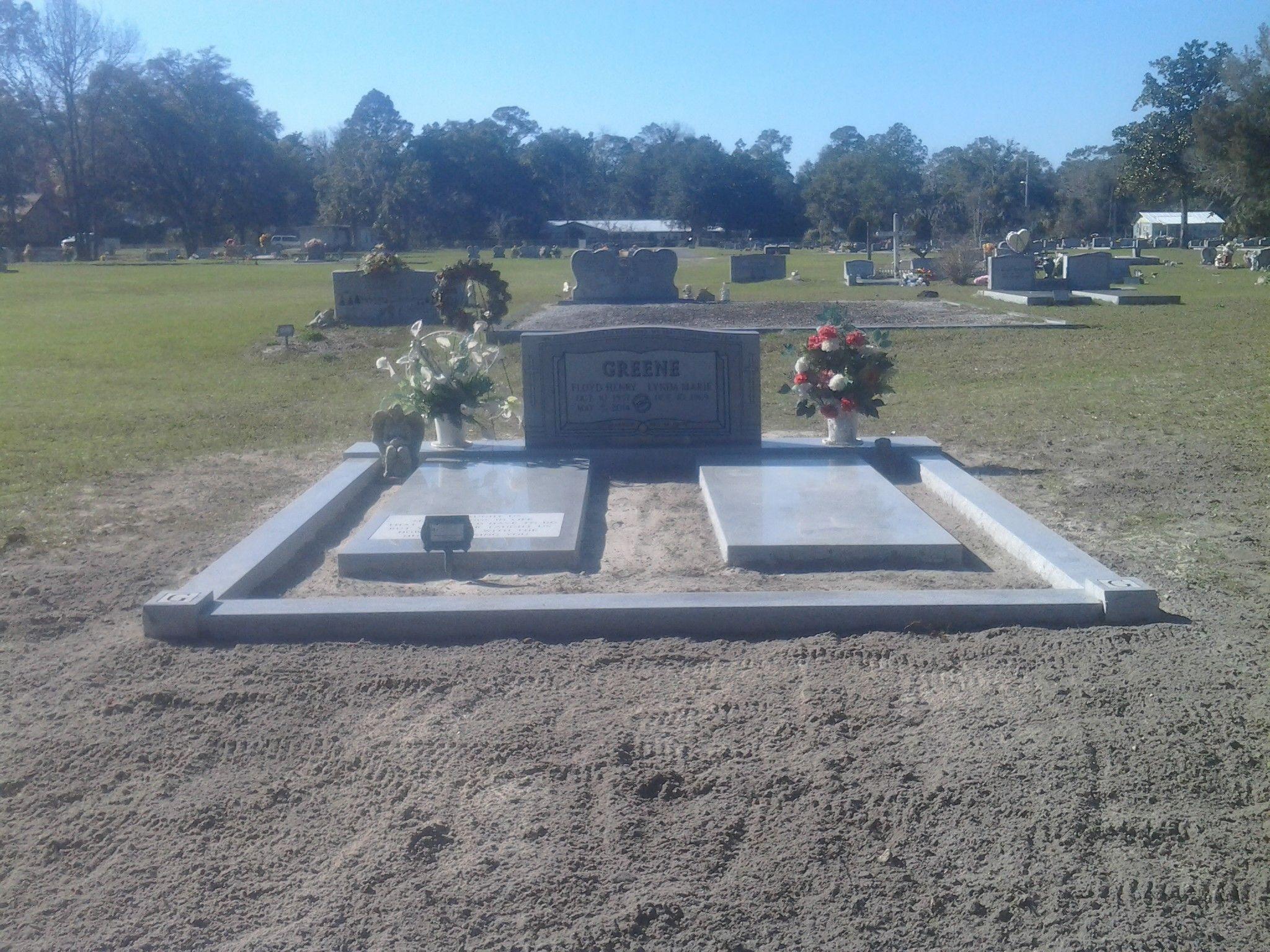 Granite Grave Slabs : Completed all granite serp top cut sawed polished