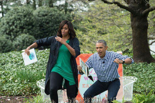 michelle obama has a new favorite color michelle obama and barack