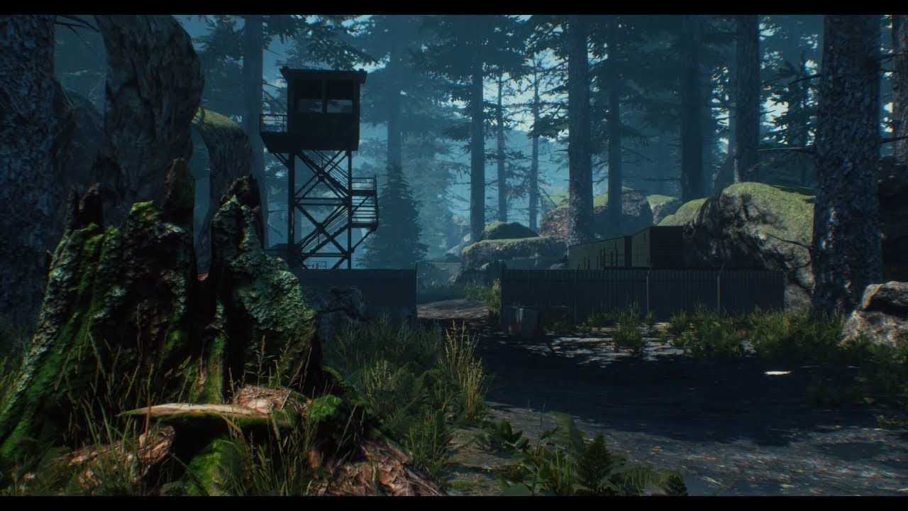 ☑️ Military Camp (Speed Level Design / Unreal Engine 4