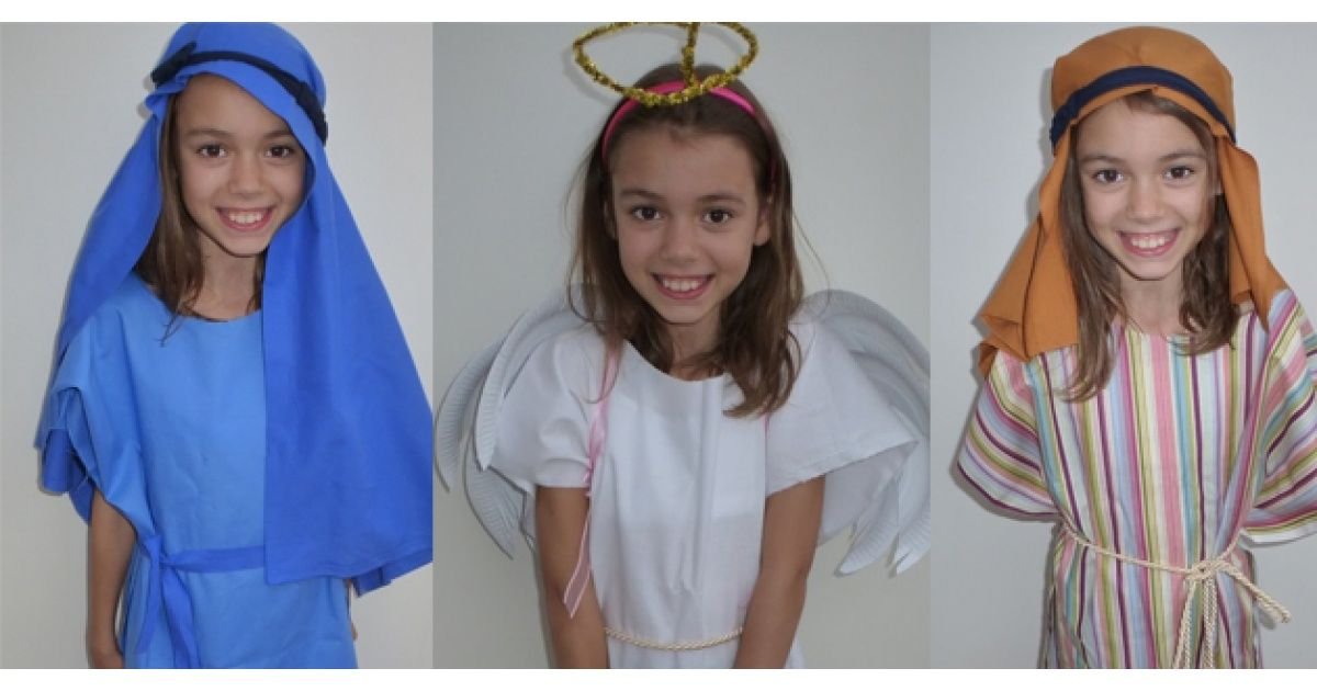 Kids Wise Man Costumes To Sew