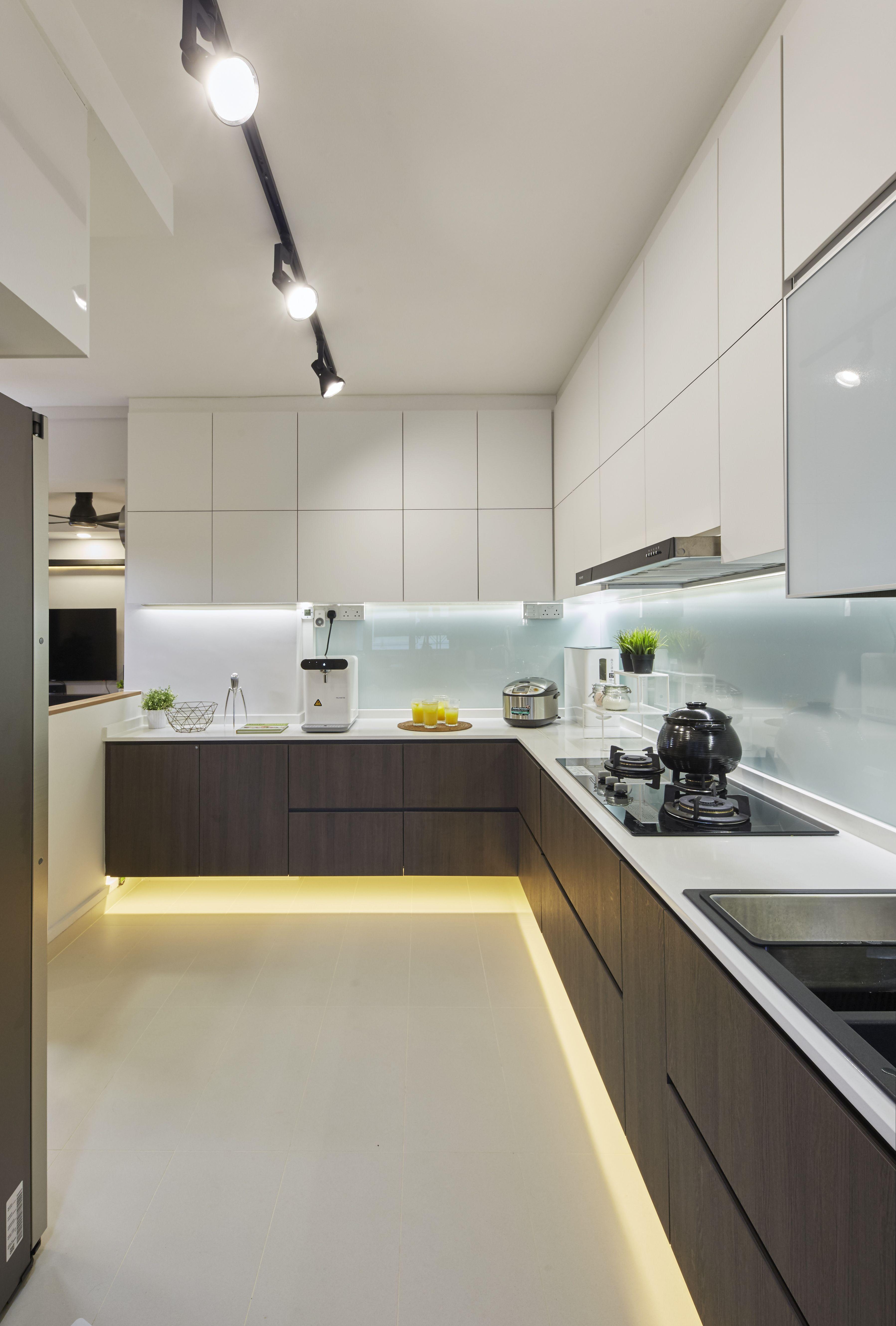 Carpenters Interior Design Hdb Scandinavian Design Resale Apartment Latest Kitchen Designs Kitchen Design Kitchen Cabinets
