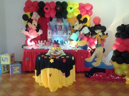 Fantasía completa de Mickey