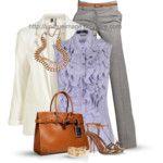 Work Wear #6 - Polyvore