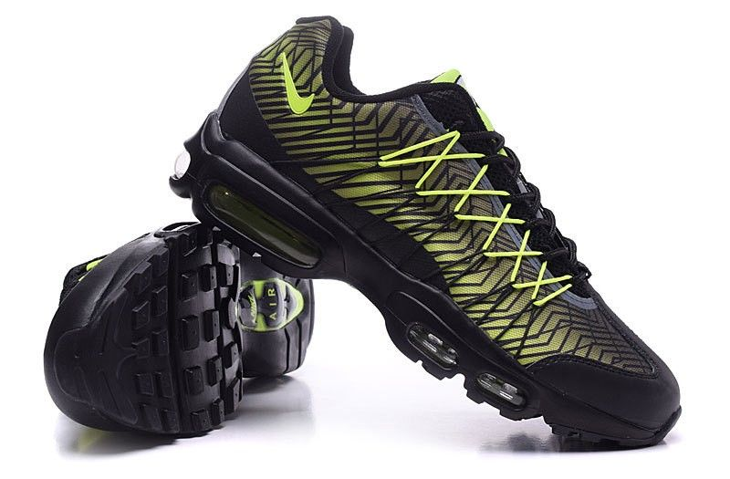 Nike Air Max 95 20th anniversary Breathable Sport Shoes