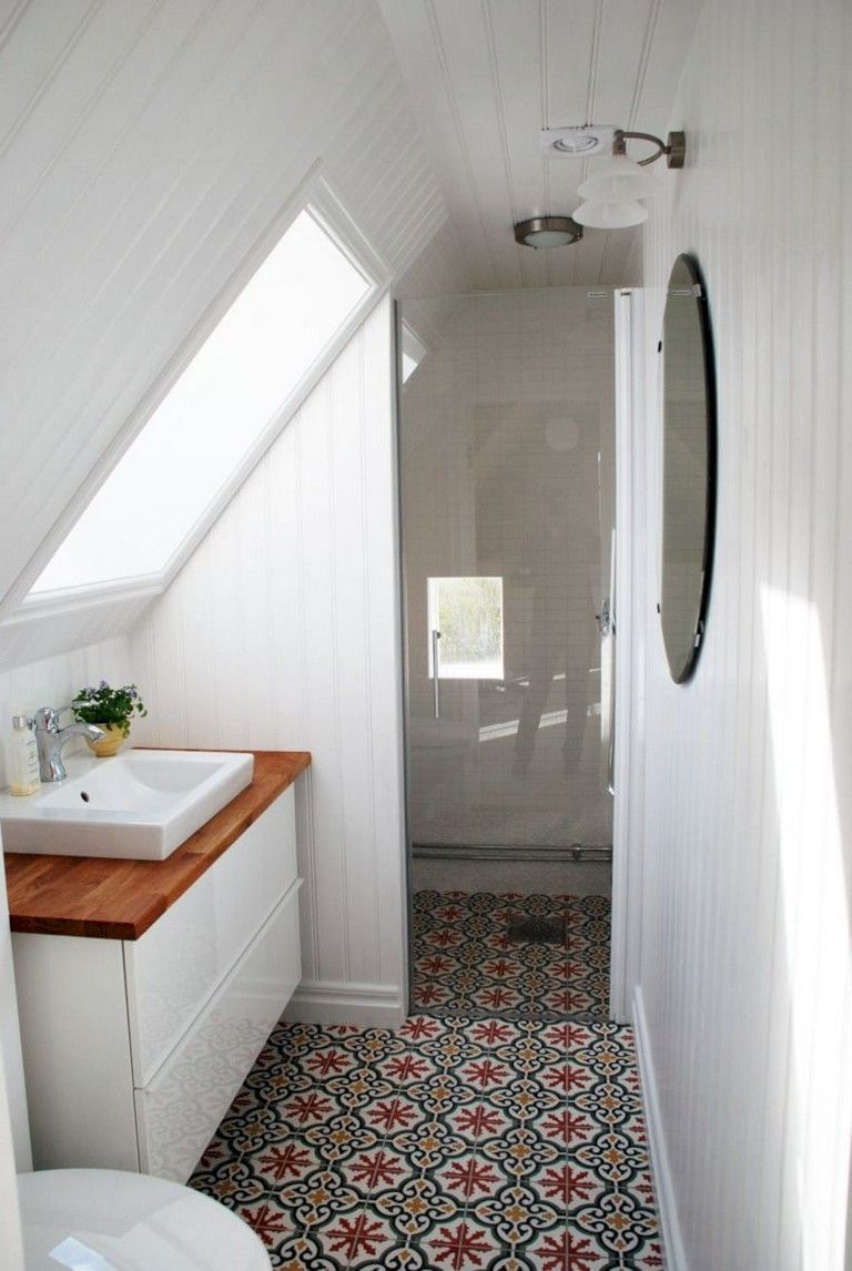 40 Beautiful Bathroom Sink Decorating Ideas Small Attic
