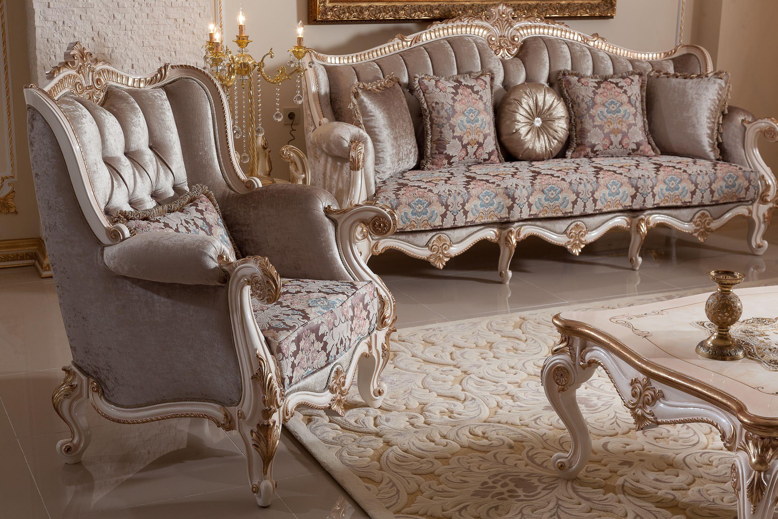 Inci Sofa Set Handmade Turkish Furniture You Can Give Order This