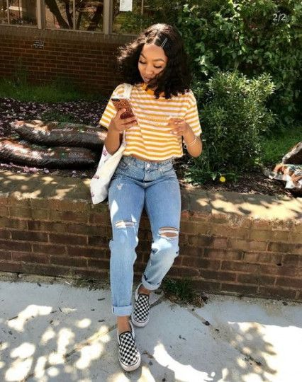 How To Style Vans Outfits Dresses 17 Ideas
